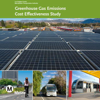 Greenhouse Gas Emissions Cost Effectiveness Study - Reconnecting