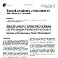 1996PivoTowardSustainableUrbanization