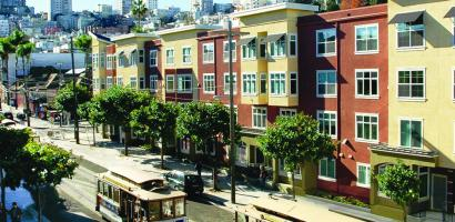 North Beach Place Hope 6 Mixed Income in SF by Bob Canfeild Courtesy of Bridge Housing3
